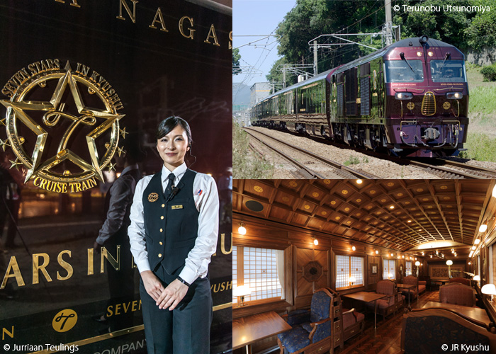 News Japan S First Luxury Cruise Train Quot Seven Stars In Kyushu Quot Official Tourism Guide For